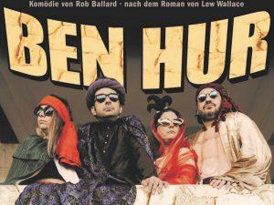 Wiederaufnahmepremiere: Ben Hur @ Theater das Zimmer